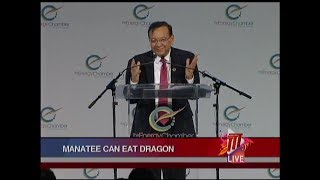 Energy Minister: Manatee Can Eat Dragon