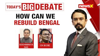 HOW CAN INDIA JOIN IN REBUILDING BENGAL | NewsX - NEWSXLIVE