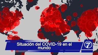 Situación del COVID-19 en el mundo