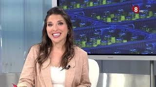 Noticias 8 Valladolid.  Edición de noche 19 de mayo de 2020