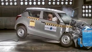 Maruti Swift Crash Test | Scores 2/5 Stars | All Details #In2Mins