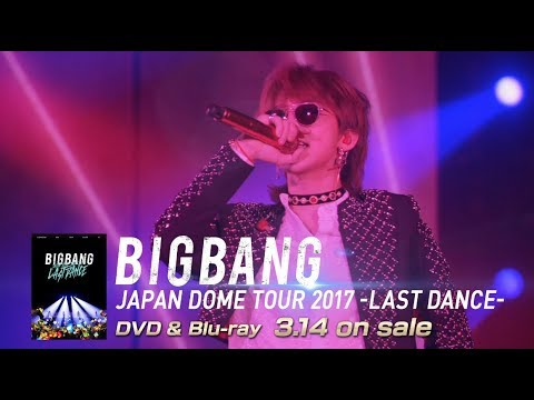 connectYoutube - BIGBANG - HANDS UP (JAPAN DOME TOUR 2017 -LAST DANCE-)