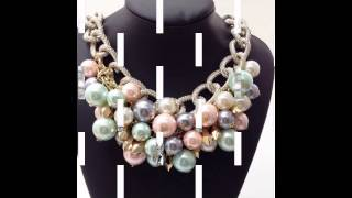 Latest Pearls Jewellery Designs