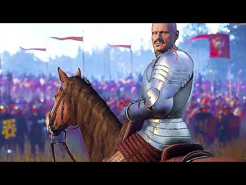 connectYoutube - KINGDOM COME: DELIVERANCE New Trailer (2018) PS4 / Xbox One / PC