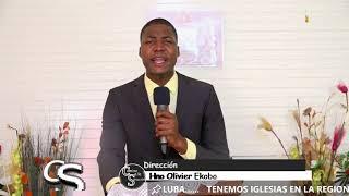 La venida del Señor. Pastor Edelmiro Ivina en el programa Camino a la salvación