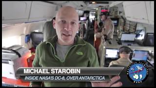 NASA | OIB Flights South 2014: Mission Overview