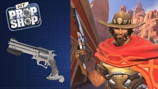 McCree's Pistol - Overwatch - DIY PROP SHOP