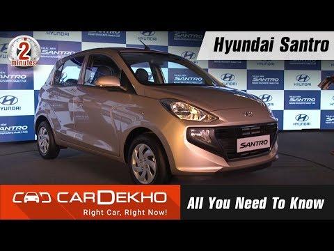 2018 Hyundai Santro | Prices, Spec Comparo, Features & Rivals | #In2Mins