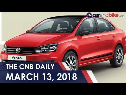 connectYoutube - VW Polo Pace & Vento Sport Launched | Range Rover Evoque Convertible Launch Date | Honda X-Blade