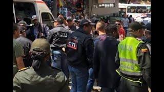 Capturan a 22 miembros de la Policía por presuntos hechos de corrupción en Antioquia