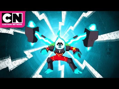 connectYoutube - Ben 10 | The Rustbucket Races La Grange | Cartoon Network