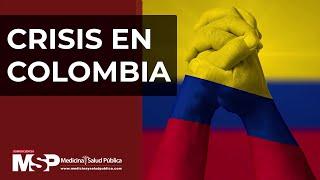 Crisis en Colombia