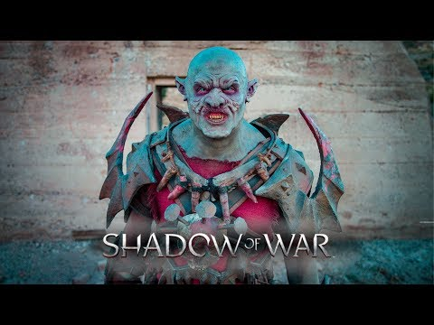 connectYoutube - Shadow of War - ORC in REAL LIFE!
