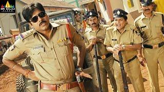 Gabbar Singh Movie Scenes | Pawan Kalyan Comedy with Prithvi Raj | Latest Telugu Scenes - SRIBALAJIMOVIES