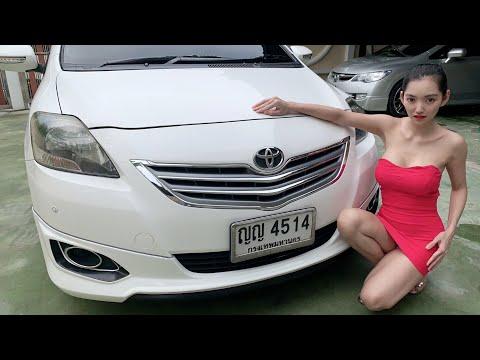 Toyota-Vios-ปี-2011-พร้อมชุดแต