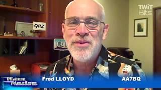 QRZ Founder Fred Lloyd