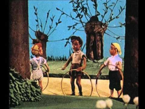 Кадр из мультфильма «Юля капризуля»
