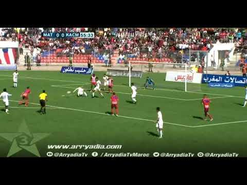 المغرب التطواني 1-0 الكوكب المراكشي هدف أنس جبرون