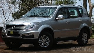 SsangYong Rexton RX6 first impression