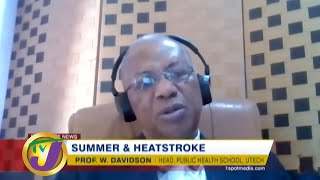 Summer & Heatstroke - July 1 2020