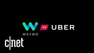 Waymo vs Uber Explained