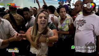 Recibimiento Del Presidente Interino De Venezuela Juan Guaidó