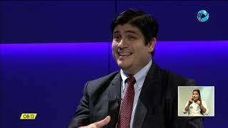 Entrevista a Carlos Alvarado 30-1-2020