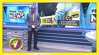 Bloody Weekend in Jamaica - January 18 2021
