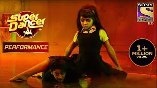 Akash और Masoom के Dance ने Judges को डरा दिया | Super Dancer Chapter 2 - SETINDIA
