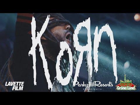 Korn – Konsertfilm – Gröna Lund 17/8 2017