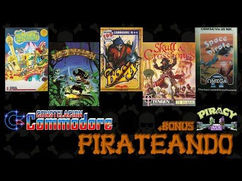 Un dia pirateando: Juegos de piratas