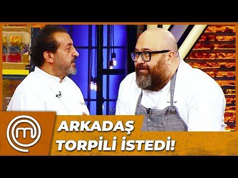 Mehmet Şef, Somer Şef'ten Torpil İstedi! | MasterChef Türkiye 79.Bölüm