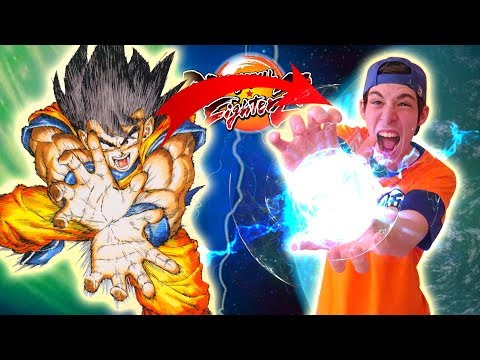 connectYoutube - IMITANDO KAME HAME HA de DRAGON BALL SUPER *ME QUEDO AFÓNICO*