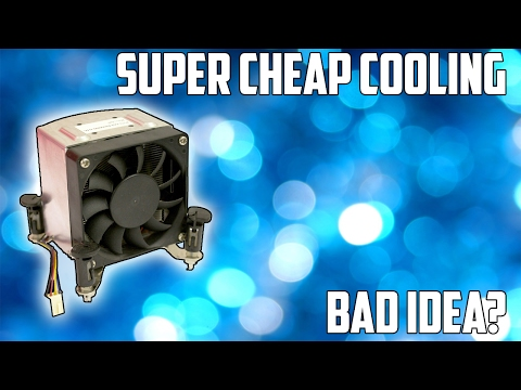 My Experience With a $3 CPU Cooler