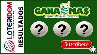 Resultados de la Lotería Gana Más de Hoy 14 de Mayo del 2021