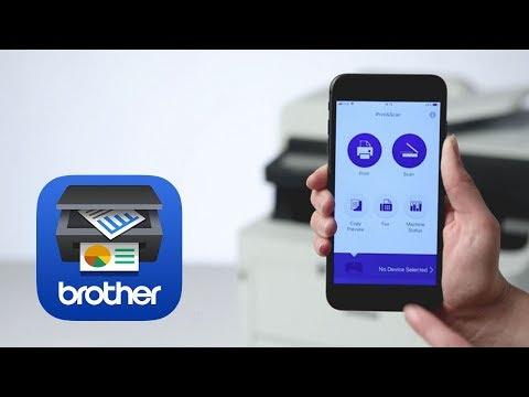 Brother iPrint&Scan – Webseiten drucken mit Smartphone und Tablet