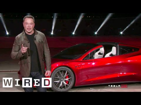 connectYoutube - Tesla Unveils New Electric Semi-Truck and Roadster | WIRED