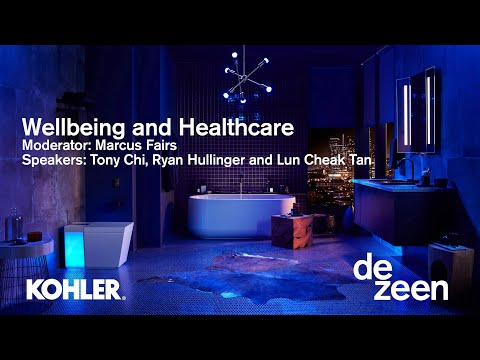 Dimensions of Wellbeing talk for Kohler | Design | Dezeen