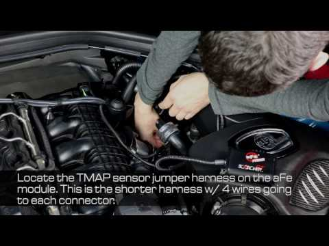 How To Install aFe Power 2016-2017 BMW M2 (F87) L6-3.0L (t) N55 SCORCHER GT Module 77-46317