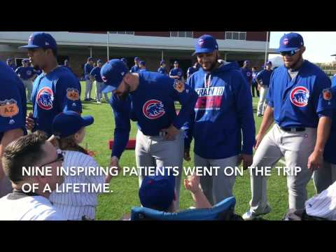 Kids, Cubs & Cactus Road Trip to Cubs Spring Training in Mesa
