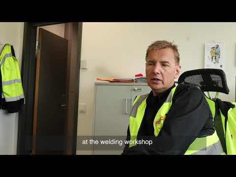 LINDOFLAMM® flame solutions - Pon CAT Norway Customer Reference video