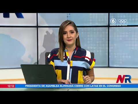 Noticias Repretel mediodía: Programa 13 de mayo del 2021