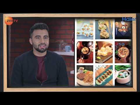 When Fusion met Desi! - Chef Vs Fridge  #HaieronChefVsFridge