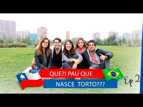 Chilenos interpretando expressões brasileiras - Ep. 2 | La Mirada Chilena