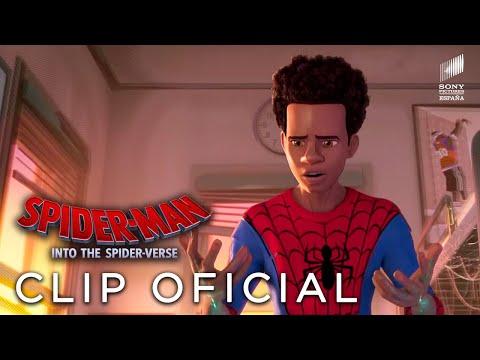 SPIDER-MAN: UN NUEVO UNIVERSO. Invisibilidad. En cines 21 de diciembre.