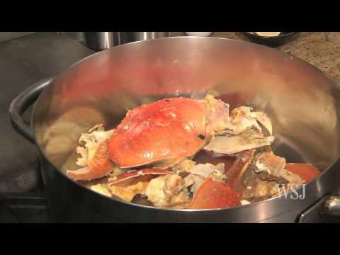 Cooking Tips: How to Prepare Crab with Justin Cogley