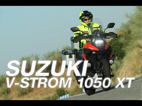 Prueba a fondo Suzuki V-Strom 1050 XT Adventure 2020 [FULLHD]
