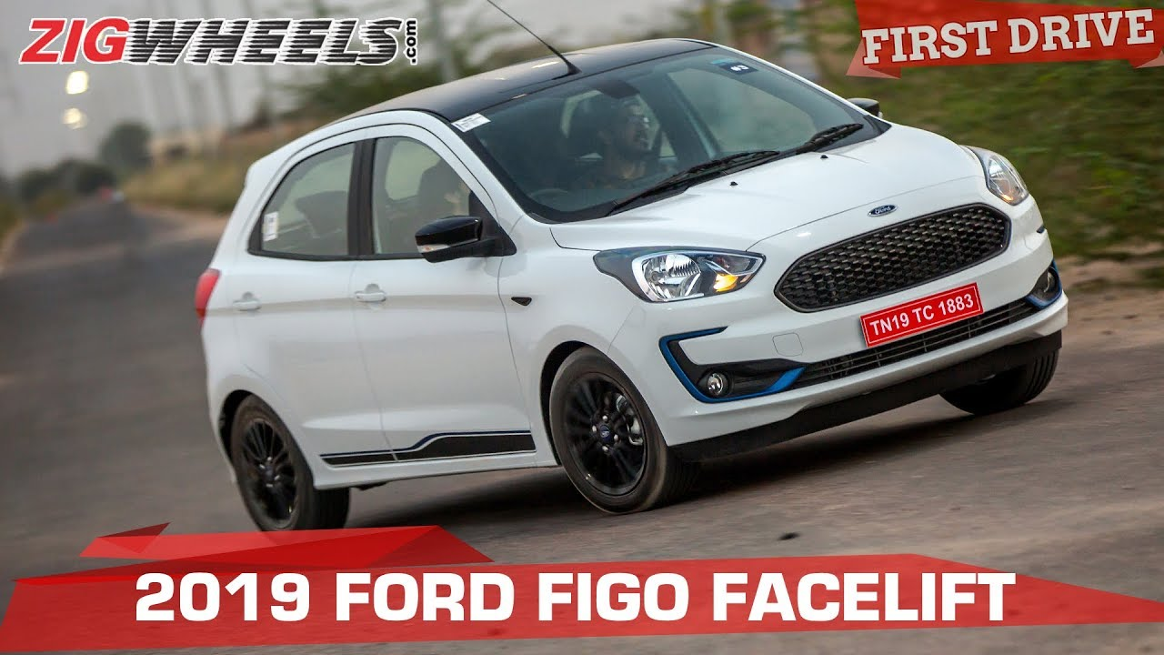 2019 Ford Figo Facelift Review - 5 Things To Know | ZigWheels.com
