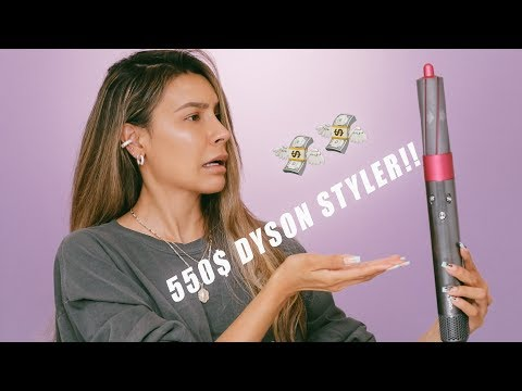 "550$ FOR THIS DYSON STYLER"""" IS IT WORTH IT"""