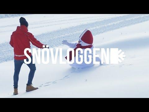 Öppning i Sälen | SNÖVLOGG 02
